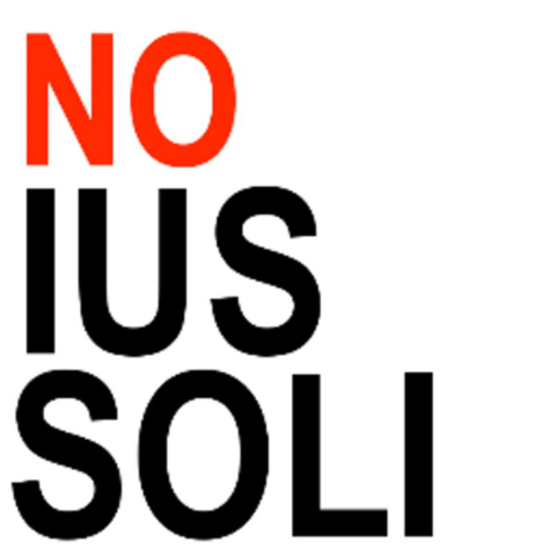 """Legge """"Ius Soli"""": dal 15 giugno la Nazione è in pericolo"""