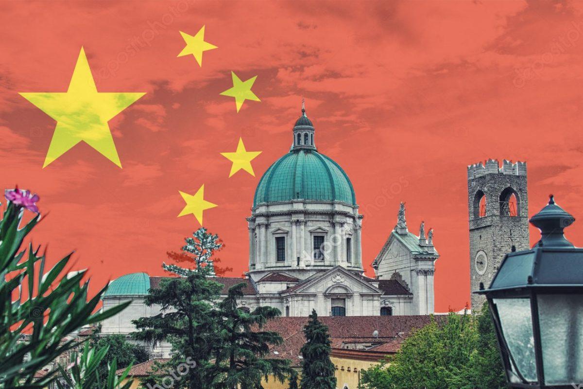 La Cina alla conquista di Brescia
