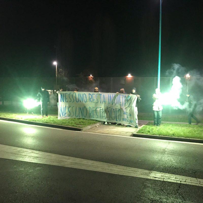 Solidarietà a Mirko Franzoni in carcere, vittima dell'assenza dello stato