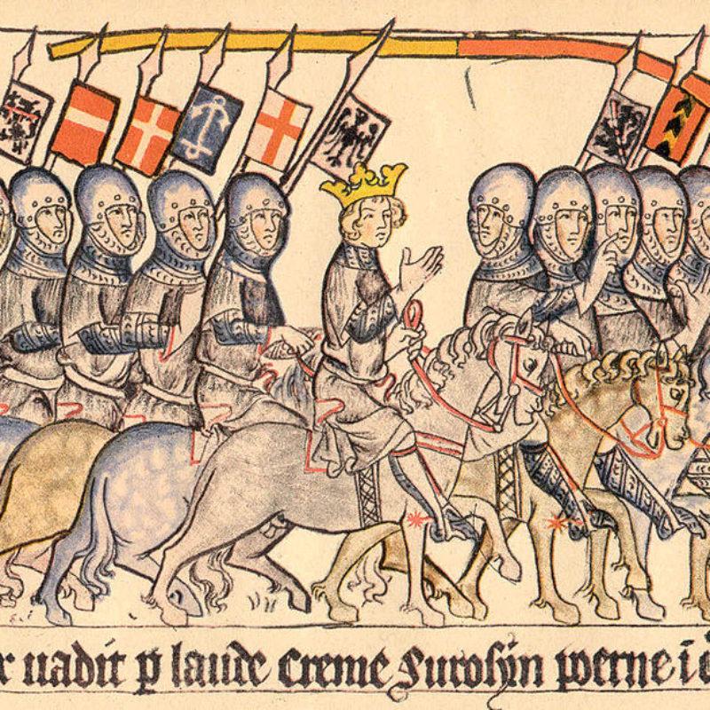 La morte di Tebaldo Brusato e la furia dei bresciani durante l'assedio del 1311