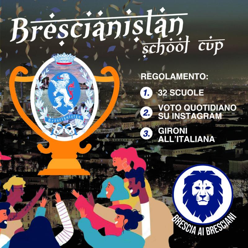 BRESCIANISTAN SCHOOL CUP E CENSURA SOCIAL