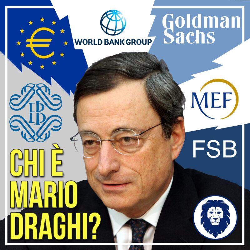CHI E' MARIO DRAGHI?